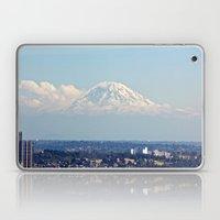 Hovering Mt Rainier Laptop & iPad Skin