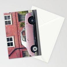 auto rosa Stationery Cards