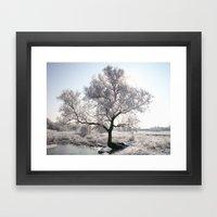 My Special Tree Framed Art Print