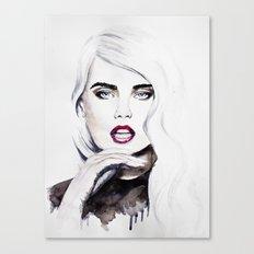 Bonnie Canvas Print