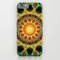 Sun Mandala Mosaic iPhone 6 Slim Case