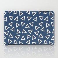 Triangle Spots iPad Case