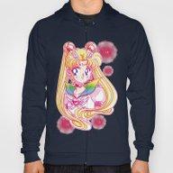 Eternal Sailor Moon Hoody