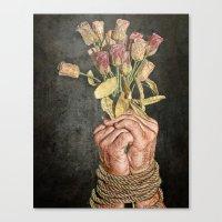 Bonds of Love Canvas Print