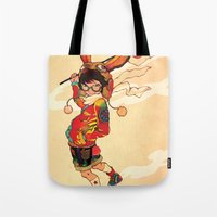 The Land Of The Rising Z… Tote Bag