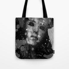 white widow Tote Bag
