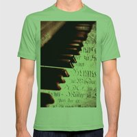 piano Mens Fitted Tee Grass SMALL