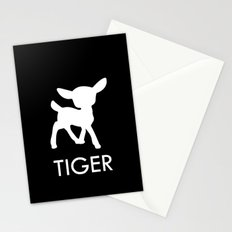 Bambi Tiger Stationery Cards