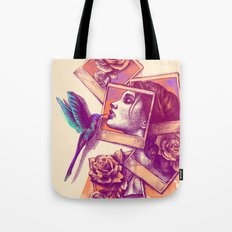 Kiss From a Rose Tote Bag