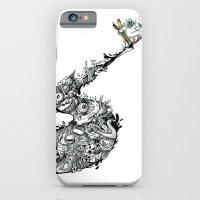 Snowboard'INK! iPhone 6 Slim Case