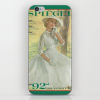 1957 Spring/Summer Catalog Cover iPhone & iPod Skin