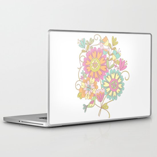 Lily & May Laptop & iPad Skin
