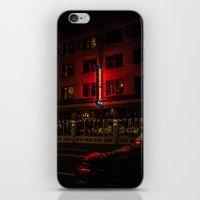 Crystal Hotel, Portland … iPhone & iPod Skin