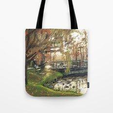 Charles River Esplanade 3 Tote Bag