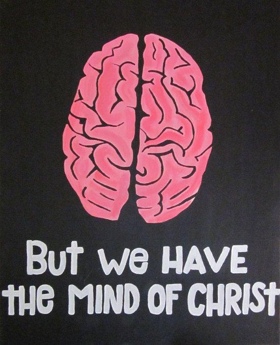 Mind of Christ Art Print