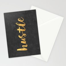 Hustle Stationery Cards