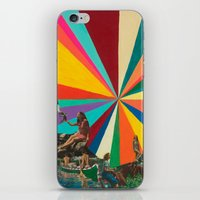 Summer Vacation iPhone & iPod Skin