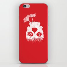 Love is where you find it iPhone & iPod Skin