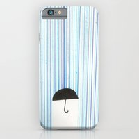 Mr. Invisible Doesn't Like Rain... iPhone 6 Slim Case