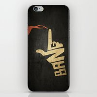 See You Space Cowboy... iPhone & iPod Skin