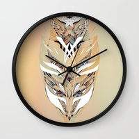 Mirror Mirror Wall Clock