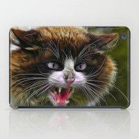 Vampire Kitty! iPad Case