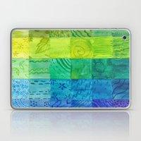 Bali Quilt Laptop & iPad Skin