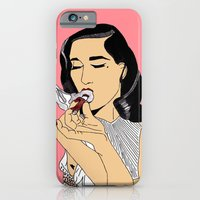 iPhone & iPod Case featuring Dita Von Teese by Swell Dame