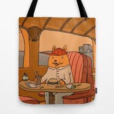 American Fast Food Tote Bag