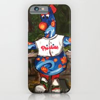 Phillies Statue iPhone 6 Slim Case