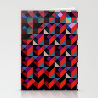 Unreleased Pattern #6 Stationery Cards