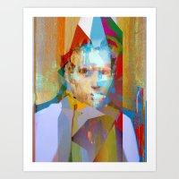 Untitled 20150525n Art Print