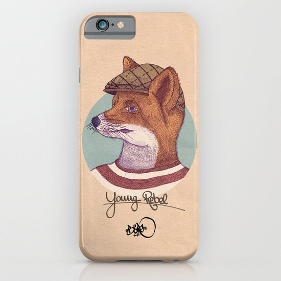 Young Rebel iPhone & iPod Case