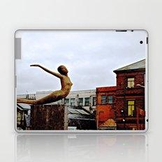 She Flies Across Belfast Laptop & iPad Skin