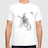 T-shirt featuring Map: '794-1869 by Shun Kawakami (artle…