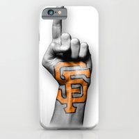 iPhone & iPod Case featuring SF #1 by big tony