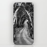 Winding Road - Barossa Valley, South Australia iPhone & iPod Skin