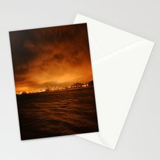 VIEW FROM FORT BAKER II Stationery Cards