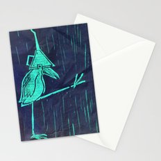 Walk Like A Bird Stationery Cards