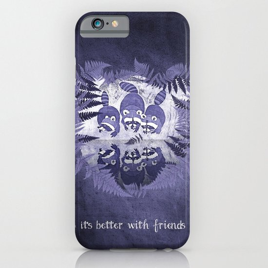 It´s Better With Friends iPhone & iPod Case