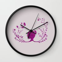 back then  Wall Clock
