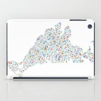 Sea Glass iPad Case