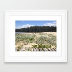 Woolgoolga 5 Framed Art Print