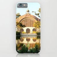 iPhone & iPod Case featuring Balboa Park by Natasha Alexandra Englehardt