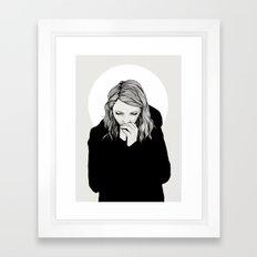 Eliot Framed Art Print