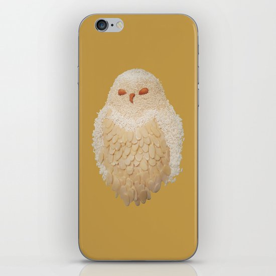 Owlmond 3 iPhone & iPod Skin