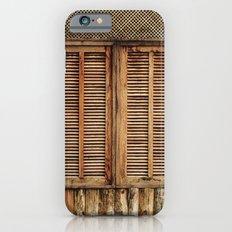 Window iPhone 6 Slim Case