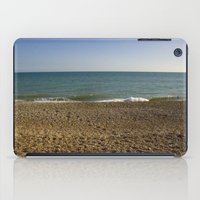 Evening Tide On A Cobble… iPad Case