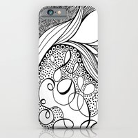 iPhone Cases featuring Cerionis by Jennifer Broderick