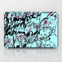 champagne iPad Case